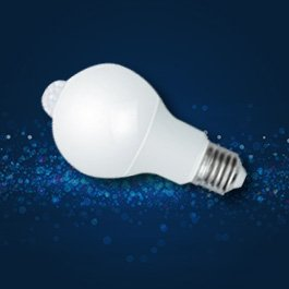 LED Sensor Bulbs